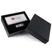 Superior Gift Set – Polaris Power Bank, Swivel Flash Drive