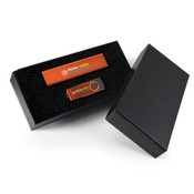 Style Gift Set – Velocity Power Bank and Swivel Flash Drive