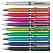 Gemini Metallic Ballpoint Pen