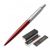 Parker Jotter Metal Ballpoint Pen – Kensington Red CT