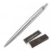 Parker Jotter Ballpoint Pen – Brushed Stainless CT